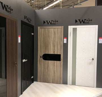 """Відкриття оновленого салону """"ВСІ Двері"""" в Епіцентрі"""